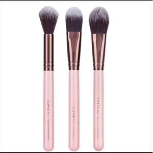 Luxor 3 piece face set rose gold